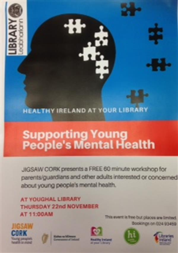 JIGSAW CORK - Information evening