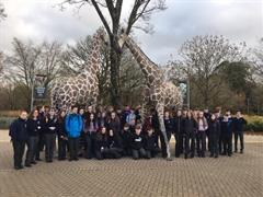 3A2 and 3A5 Action Project visit to Fota Island