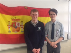 Students Win a Week in a Spanish School in Castilla y Leon