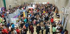 Careers Exhibition at Pobailscoil na Trionoide