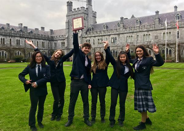 PsychSlam Competition in UCC