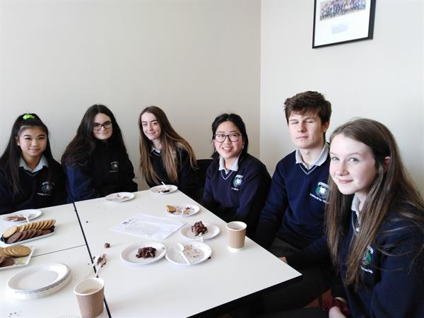 2019 PsychSlam Competition UCC - Winners