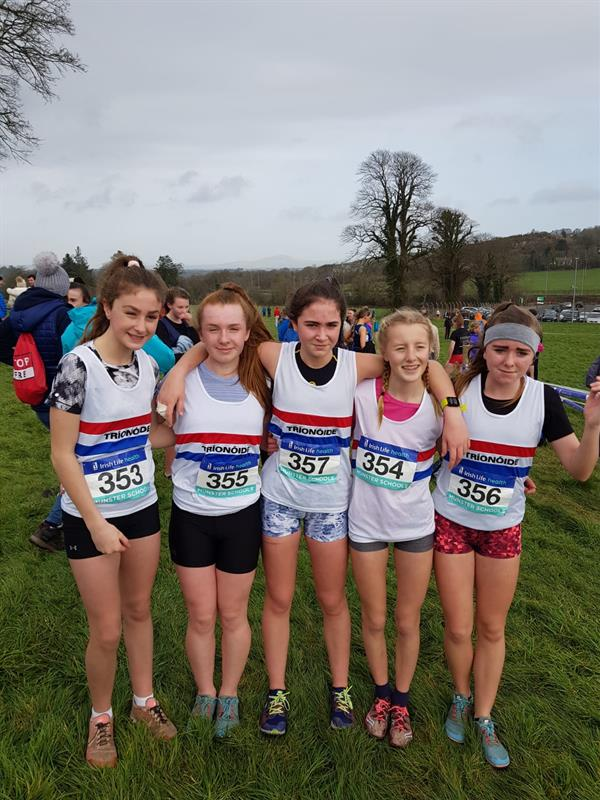 X- Country ALL Irelands Results