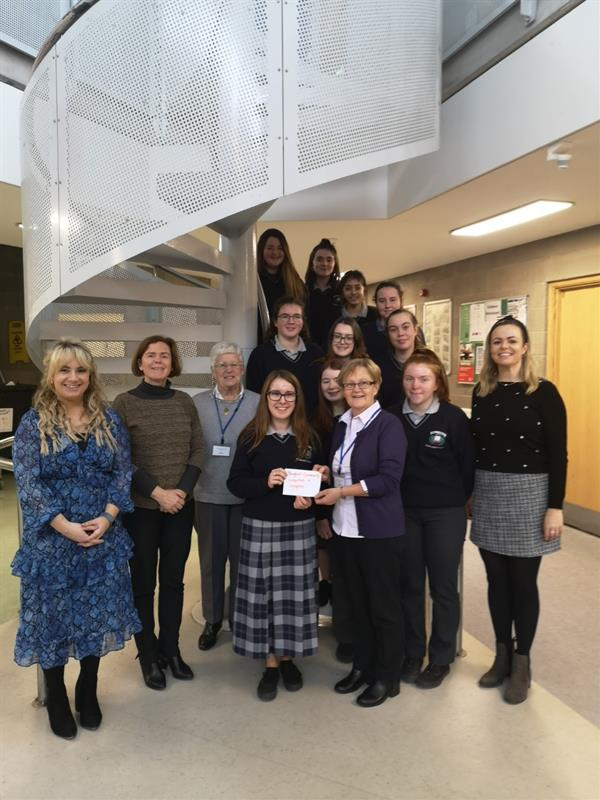 Fundraising for Youghal Community Hospital and Hospice