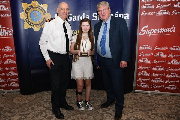 POBALSCOIL STUDENTS CELEBRATED AT  THE CORK NORTH GARDA YOUTH AWARDS 2020