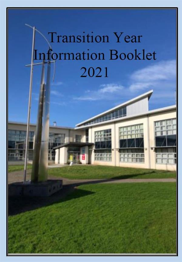 Transition Year Parent Information Booklet 2021/22